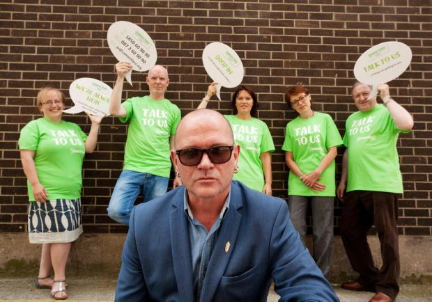 Gavin Friday to join Dublin Samaritans on streets of Dublin